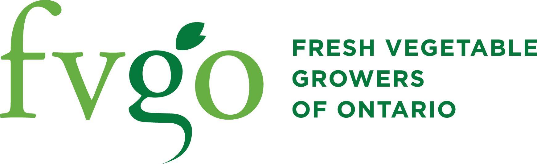 Fresh vegetable growers of Ontario logo